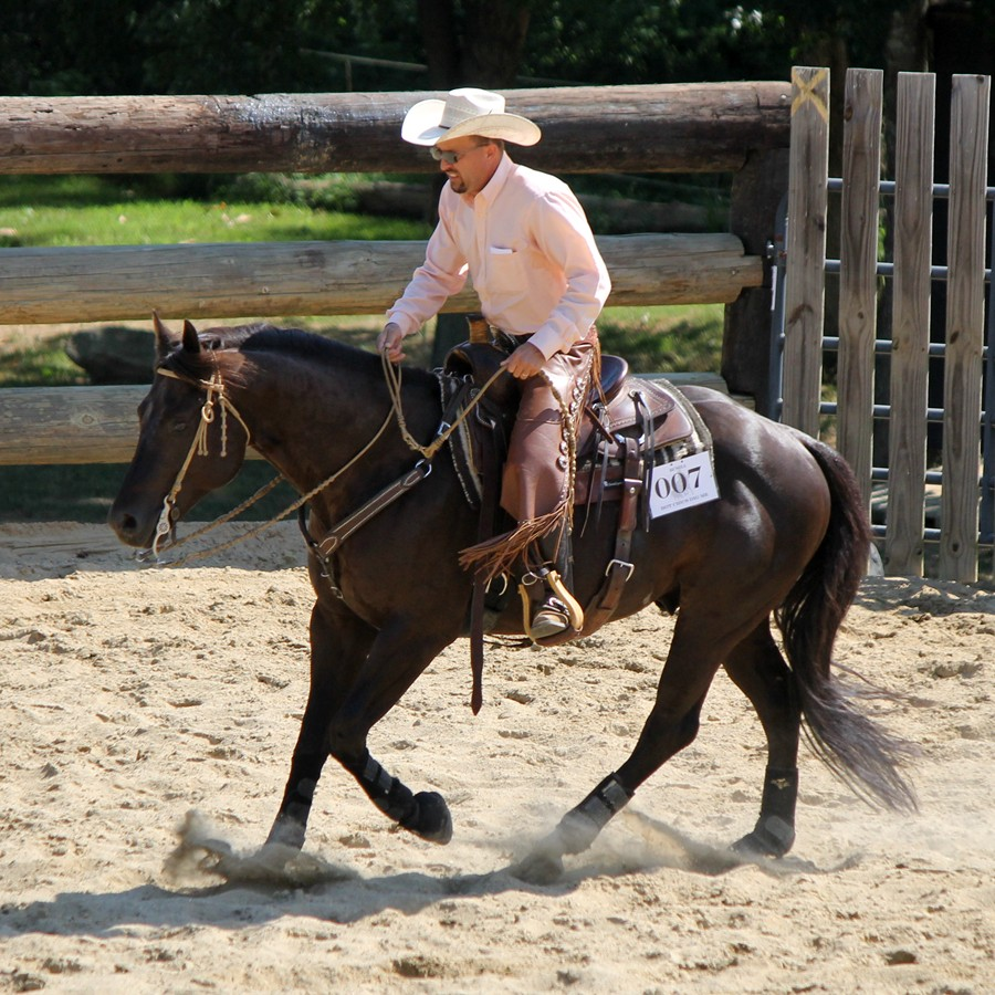 AQHA Versatility Ranch Ranch Riding